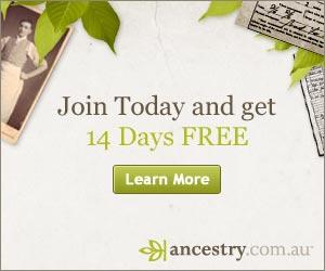 Ancestry - 14 Days Free